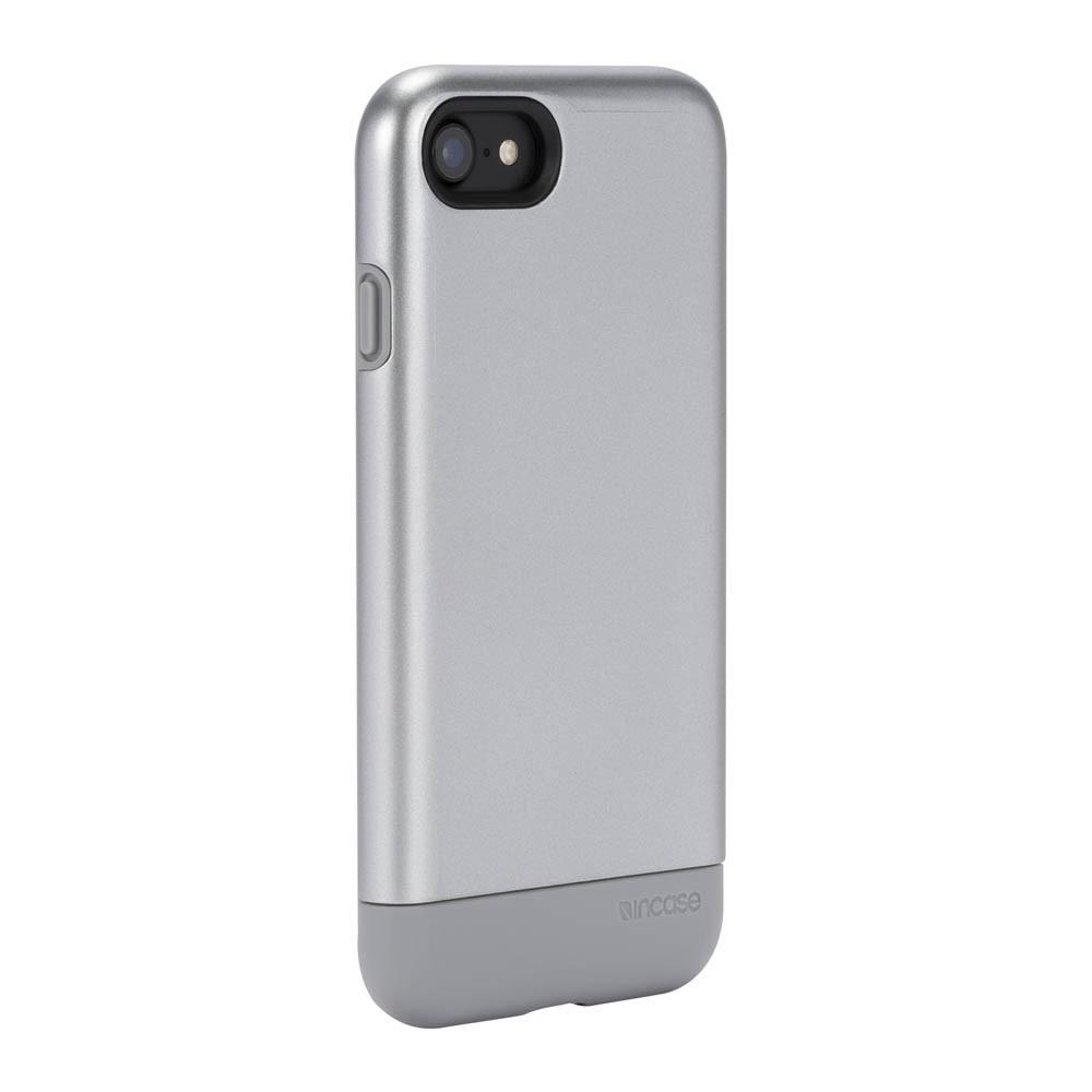 Incase Dual Snap iPhone 8/7 Hoesje Zilver - 3