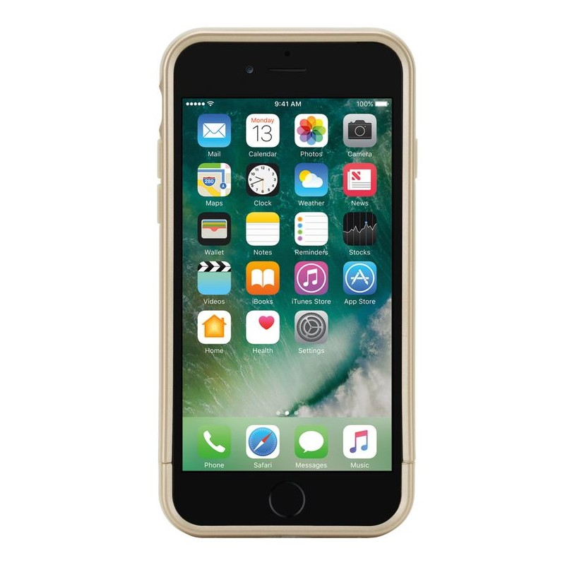 Incase Pro Slider Case iPhone 7 Metallic Gold - 3