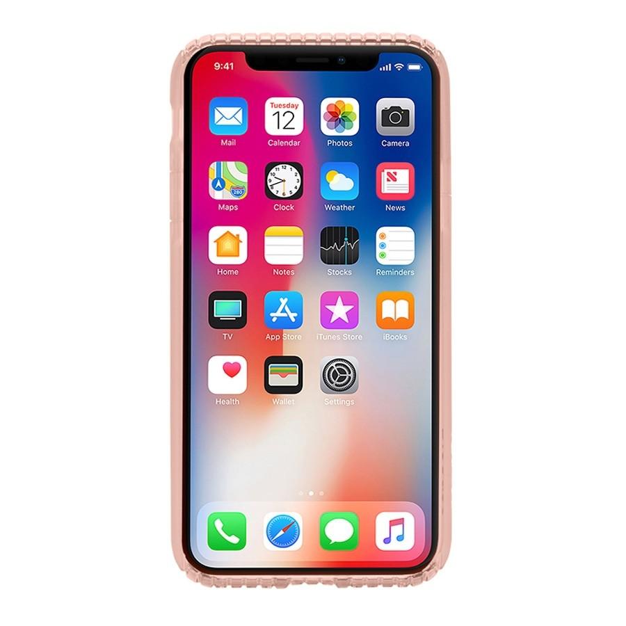 Incase Protective Guard iPhone X/Xs Hoesje Roze - 3