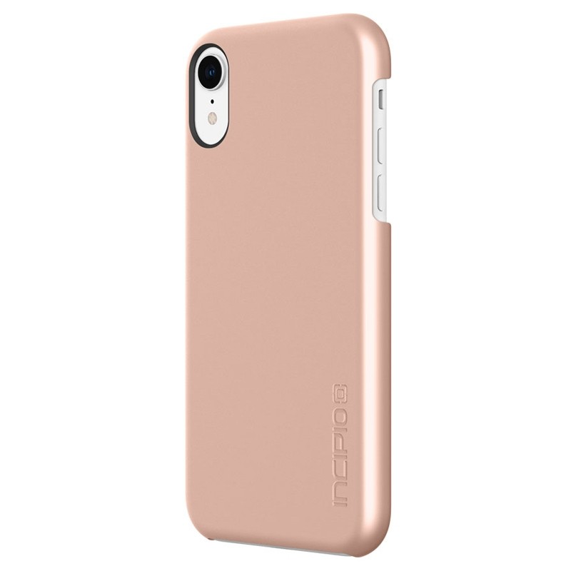 Incipio Feather iPhone XR Hoesje Roze Goud 03