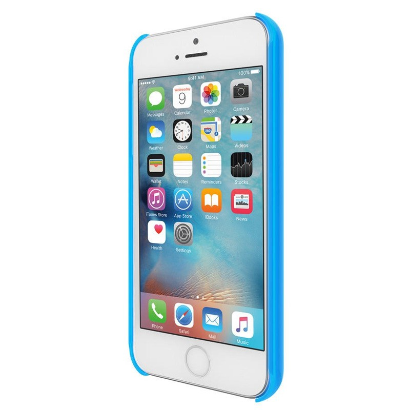 Incipio Feather Pure iPhone SE / 5S / 5 Cyan Blue - 3