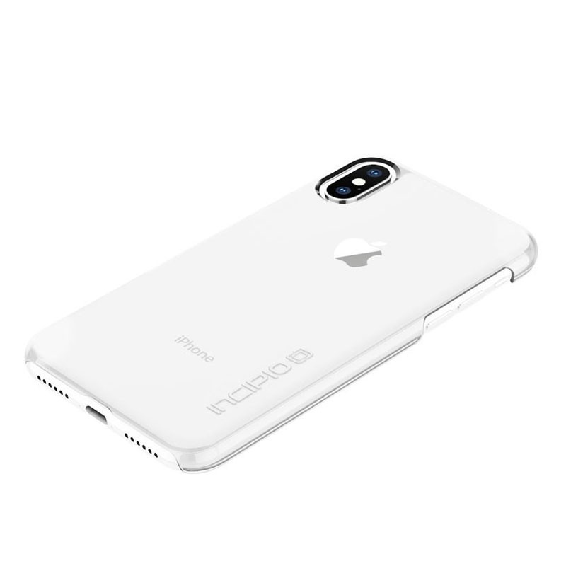Incipio Feather Pure iPhone X Clear - 3