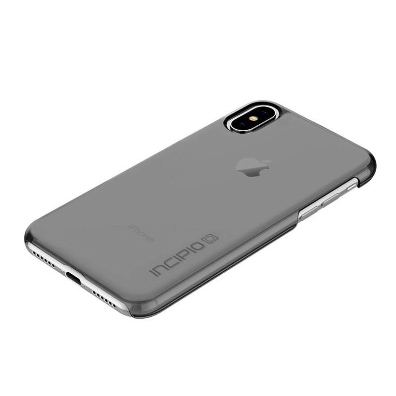 Incipio Feather Pure iPhone X/Xs Smoke - 3