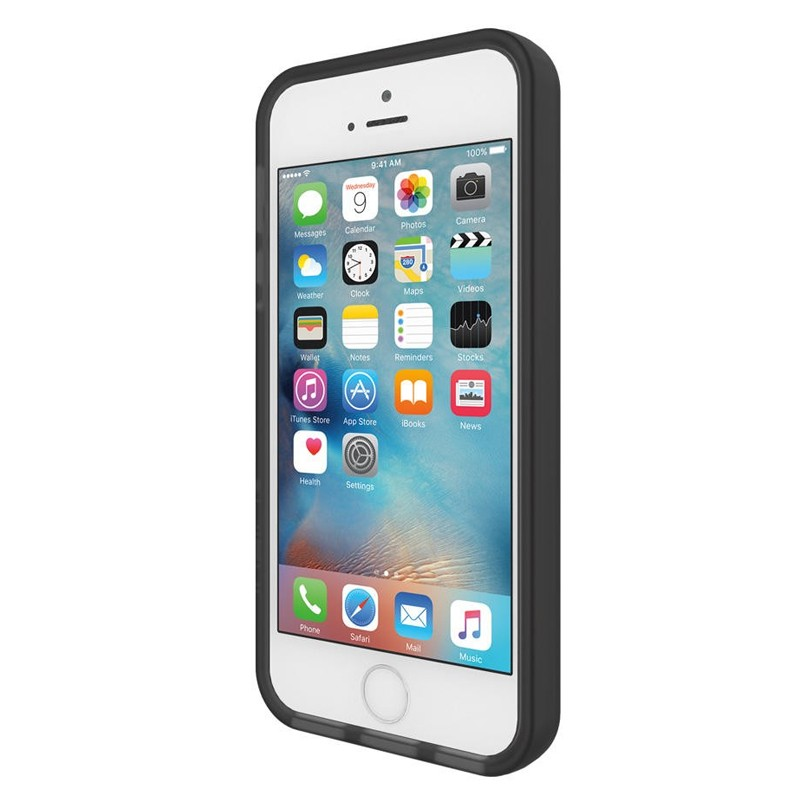 Incipio NGP iPhone SE / 5S / 5 Translucent Black - 3