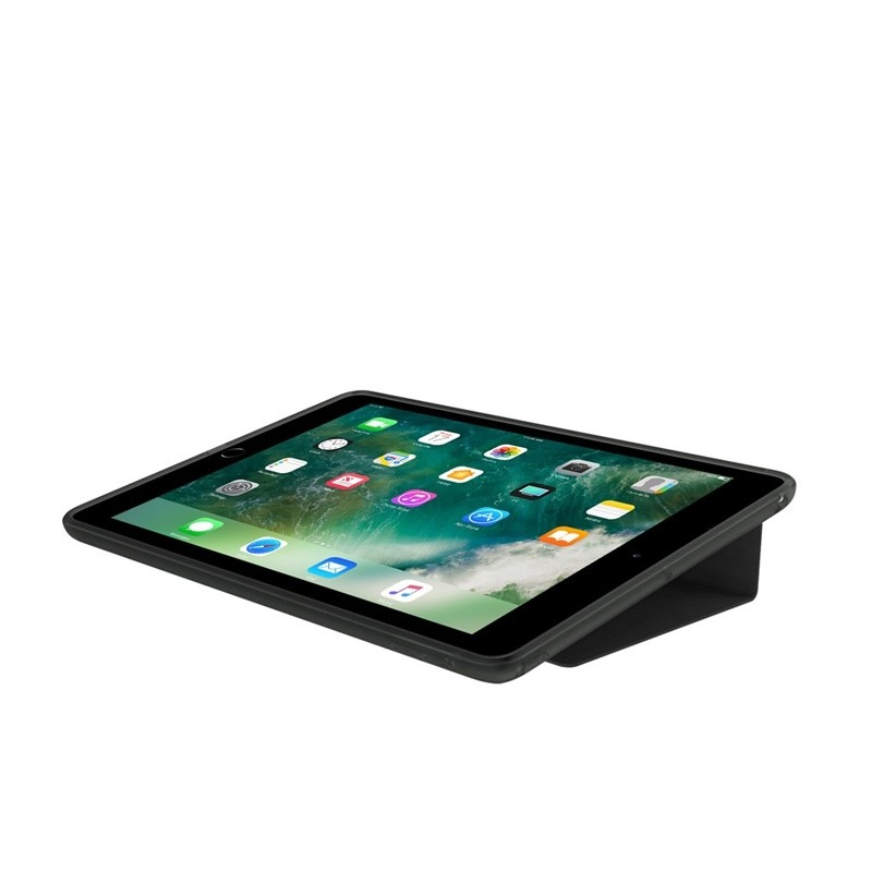 Incipio - Octane Pure iPad 9,7 inch 2017 Black 03
