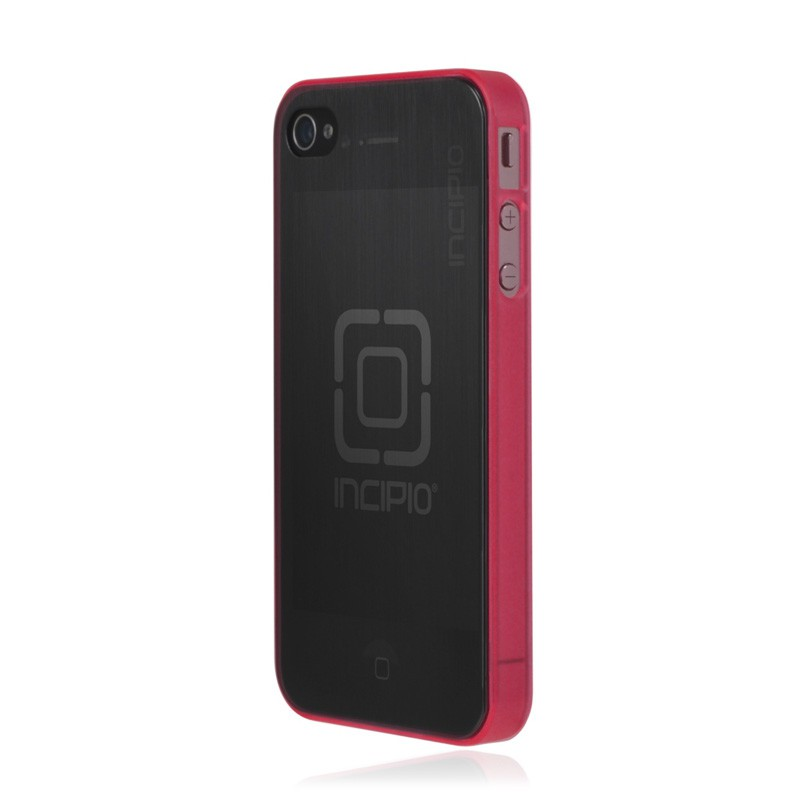 Incipio Le Deux iPhone 4(S) case black/pink 03