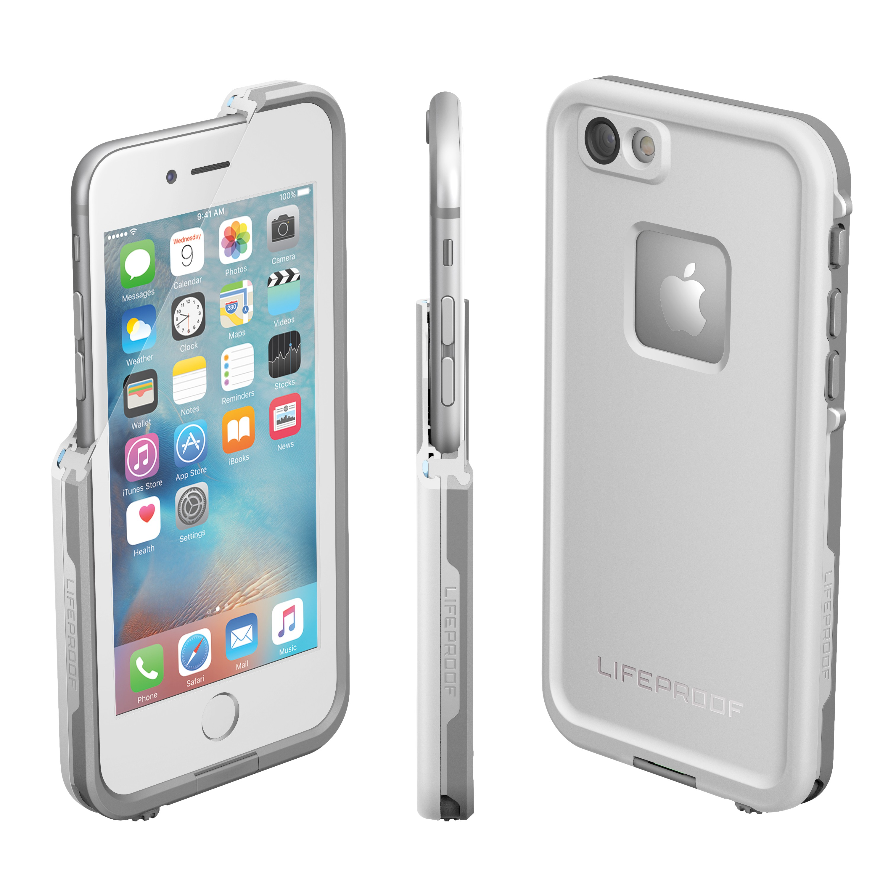 Lifeproof Fre iPhone 6/6S White - 3