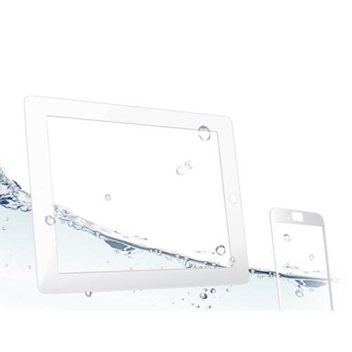 Moshi iVisor AG iPhone 8/7/6s/6 White - 3