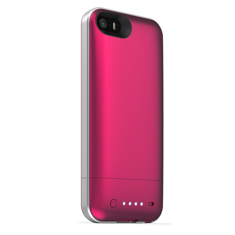 Mophie Juice Pack Air iPhone 5/5S Pink - 3