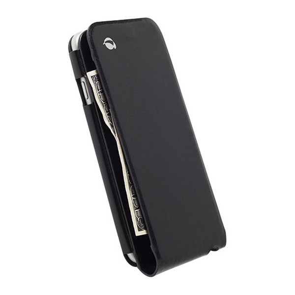 Krusell Kalmar Wallet Case iPhone 6 Black - 3
