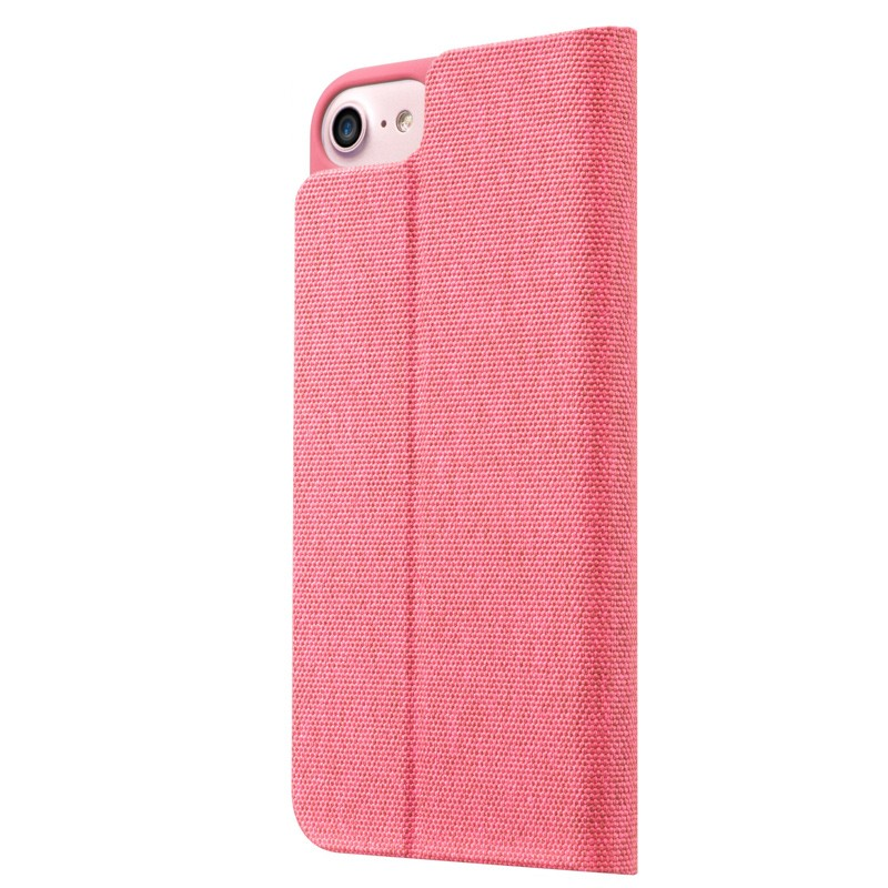 LAUT Apex Knit iPhone 7 Plus Pink 03