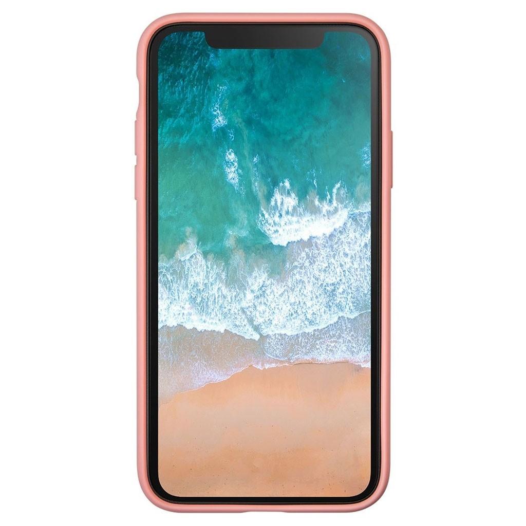 LAUT Huex Metallics iPhone X/Xs Pink Marble - 3