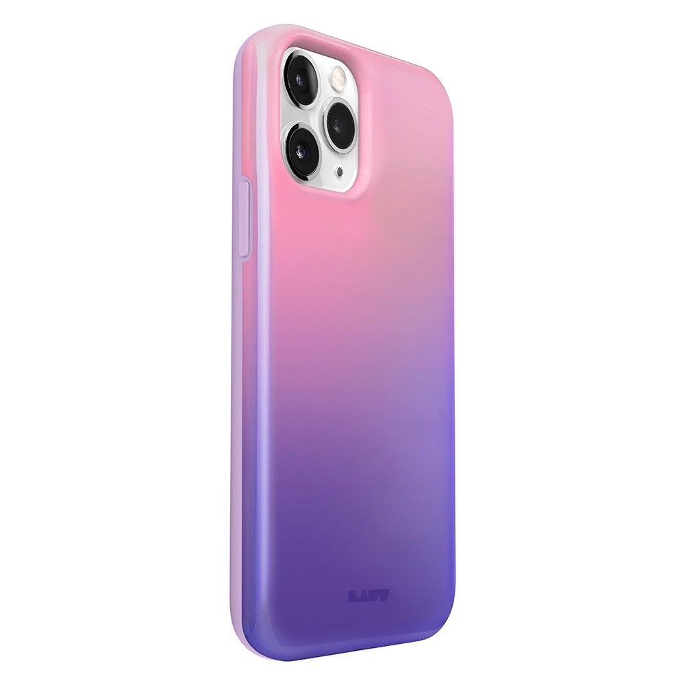 LAUT Huex Fade iPhone 12 / iPhone 12 Pro 6.1 Paars/roze - 3