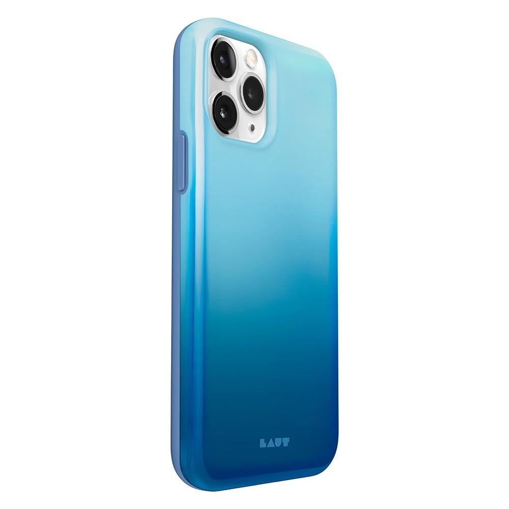 LAUT Huex Fade iPhone 12 Mini Hoesje Blauw - 3