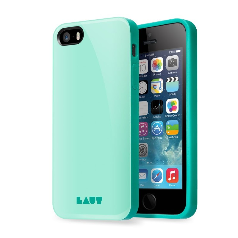LAUT Huex iPhone SE/5S/5 Green - 3