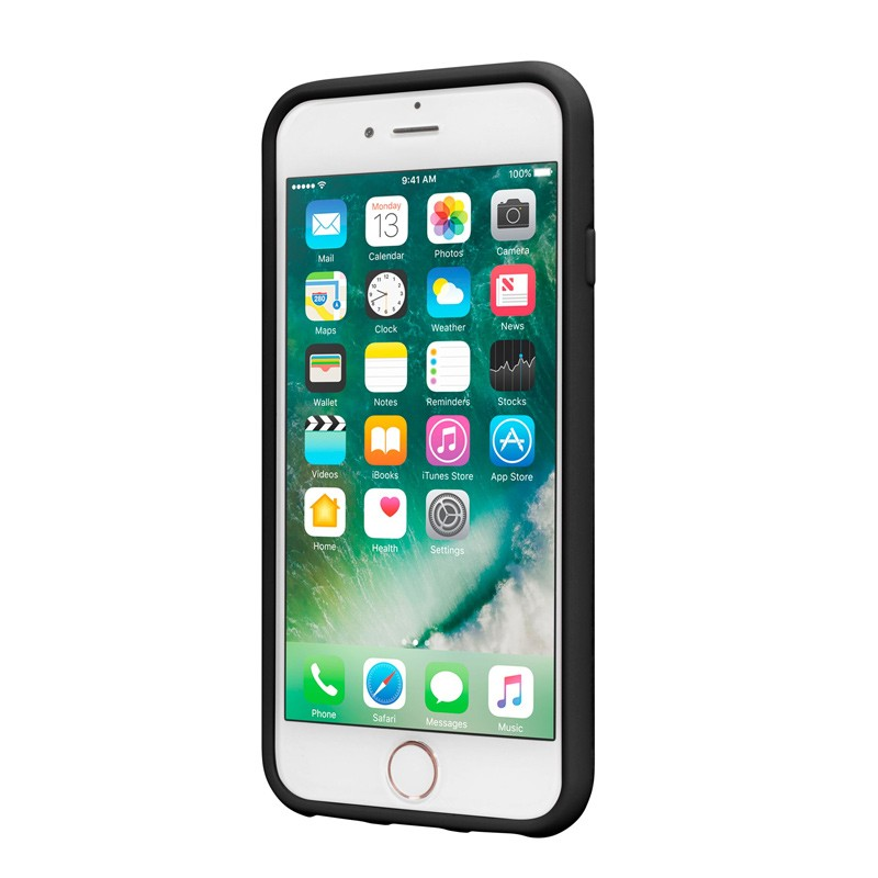 LAUT Huex Marble iPhone 7 Plus Black Marble 03