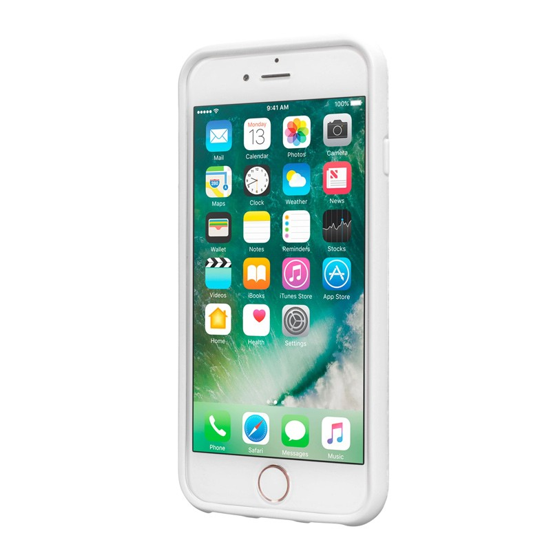 LAUT Huex Marble iPhone 7 Plus White Marble 03