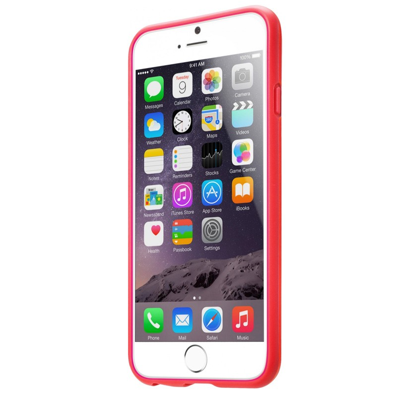 LAUT Huex iPhone SE / 5S / 5 Red - 3