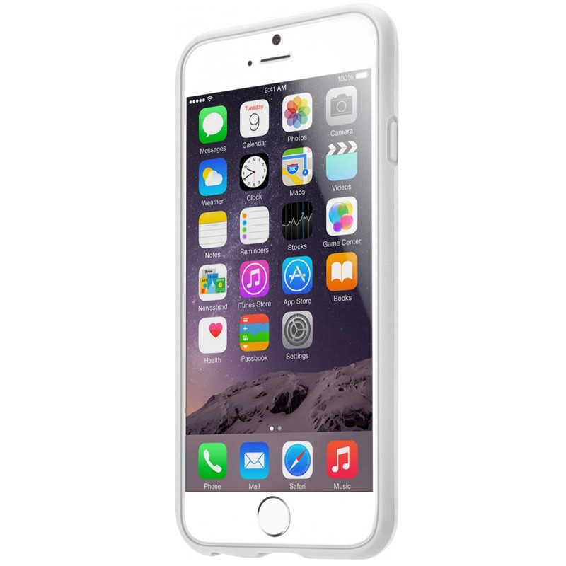 LAUT Huex iPhone SE / 5S / 5 White - 3