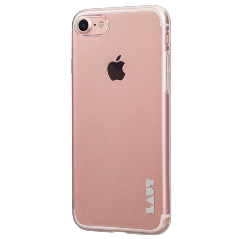 LAUT - Lume Hoesje iPhone 7 Clear 02