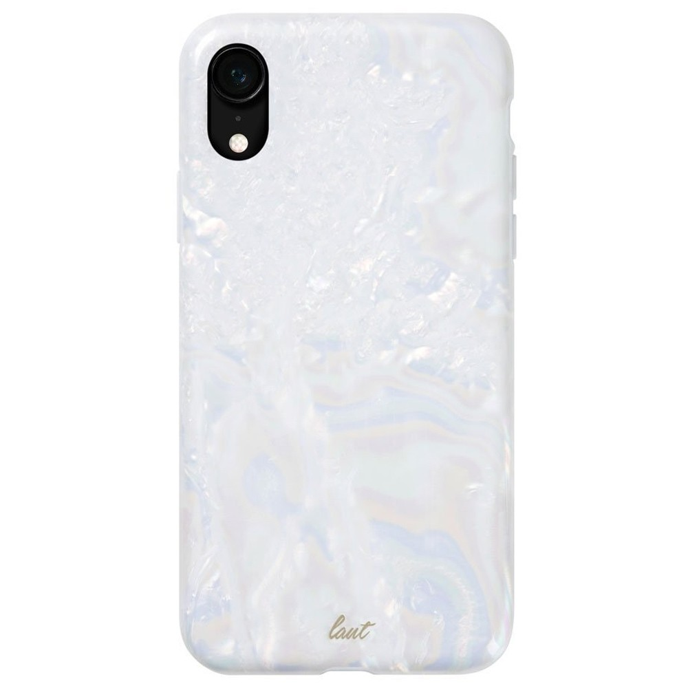 LAUT Pearl Case iPhone XR Wit 03