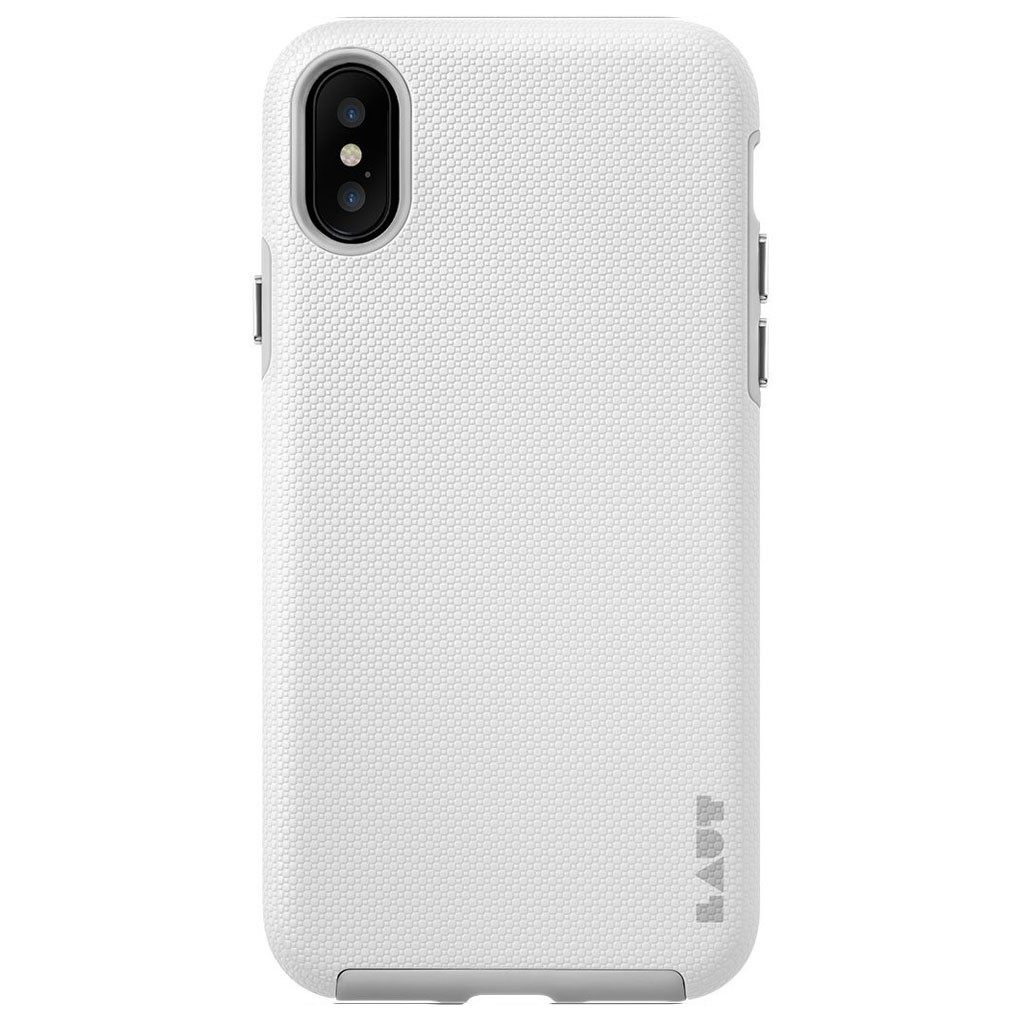 LAUT Shield iPhone X White - 4