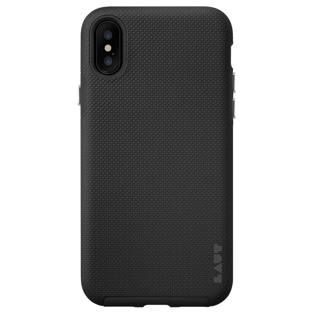 LAUT Shield iPhone X/Xs Black- 3
