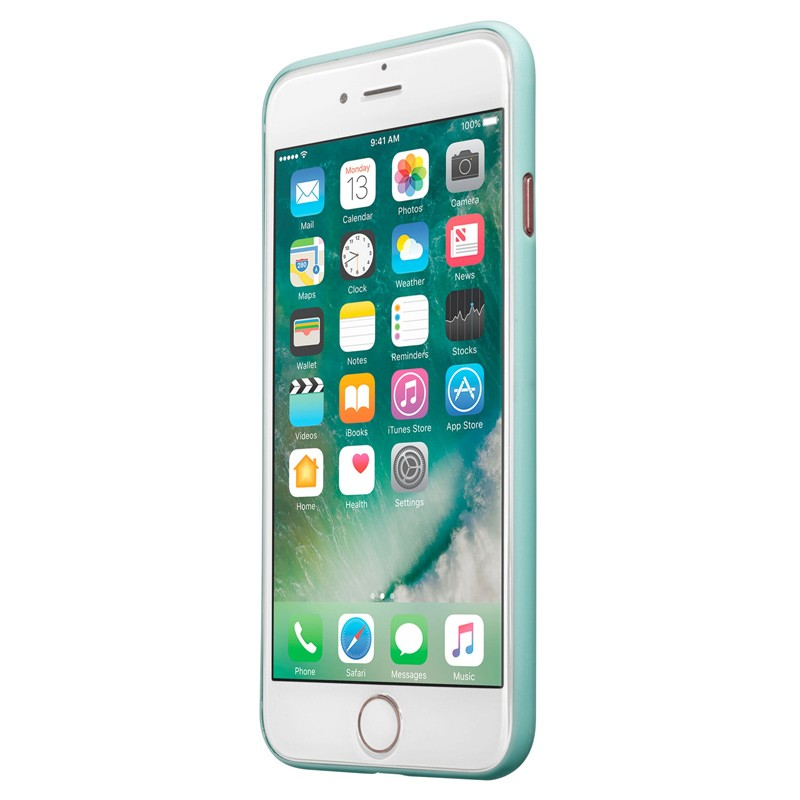LAUT SlimSkin iPhone 7 Green 03