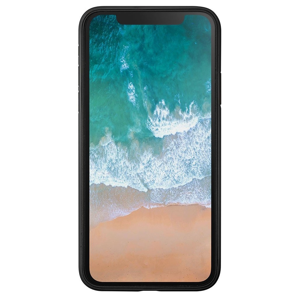 LAUT SlimSkin iPhone X/Xs Black - 3