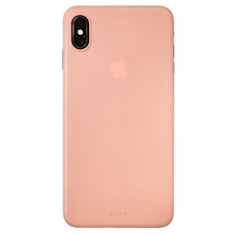 LAUT SlimSkin Flinterdun iPhone XS Max Hoesje Roze 03