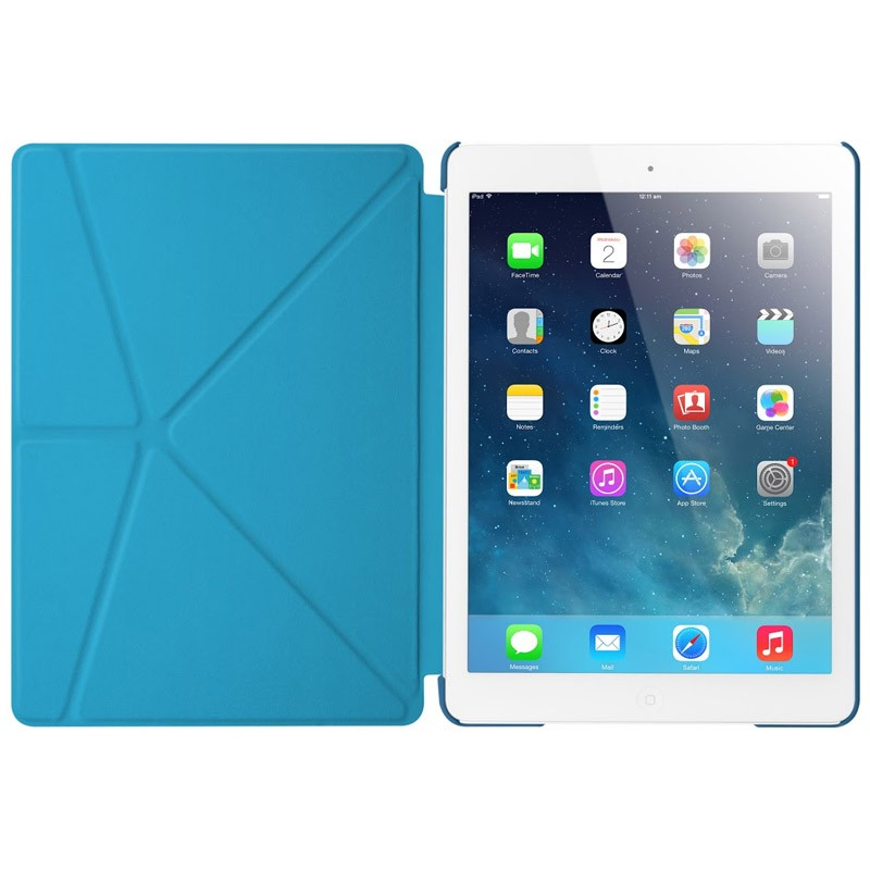 LAUT Trifolio iPad Air Blue - 3