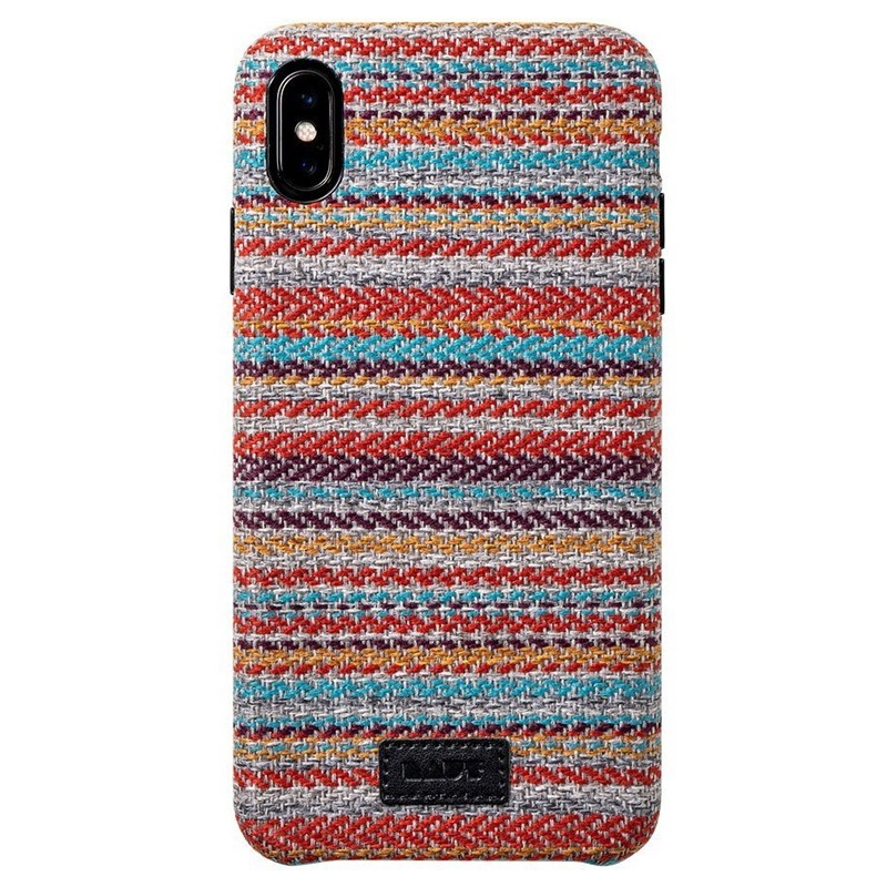 LAUT Venture Case iPhone XS Max Rood 03