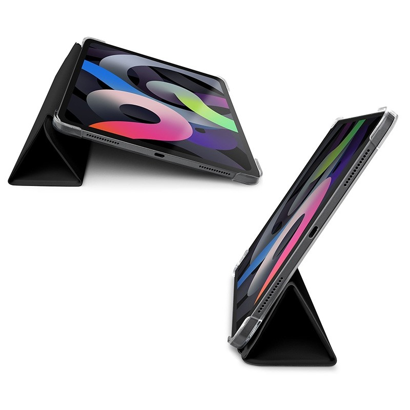 LAUT HUEX iPad Air 10.9 (2020) Hoes Zwart 03