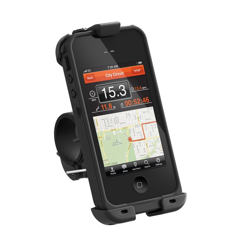 Lifeproof bike + bar mount voor lifeproof iphone cases 03