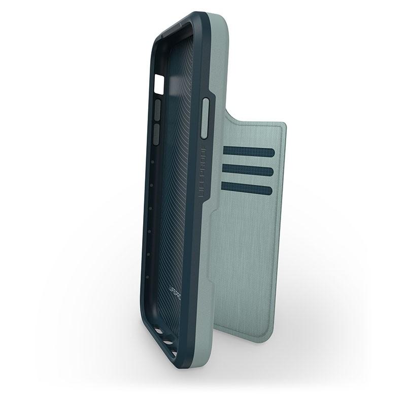 Lifeproof Flip Wallet iPhone 11 Groen - 3