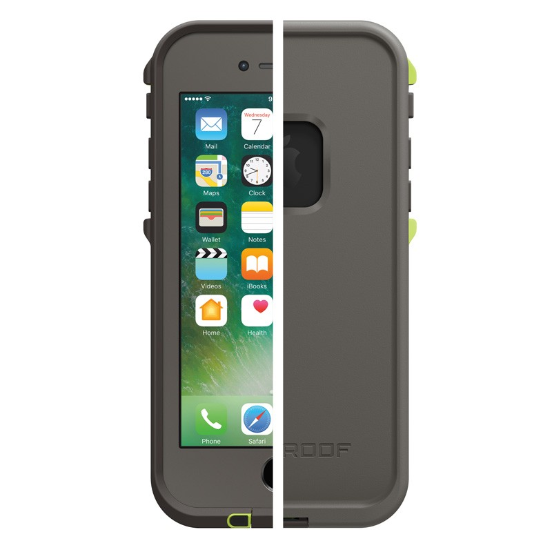 Lifeproof Fre Case iPhone 7 Second Wind Grey - 3