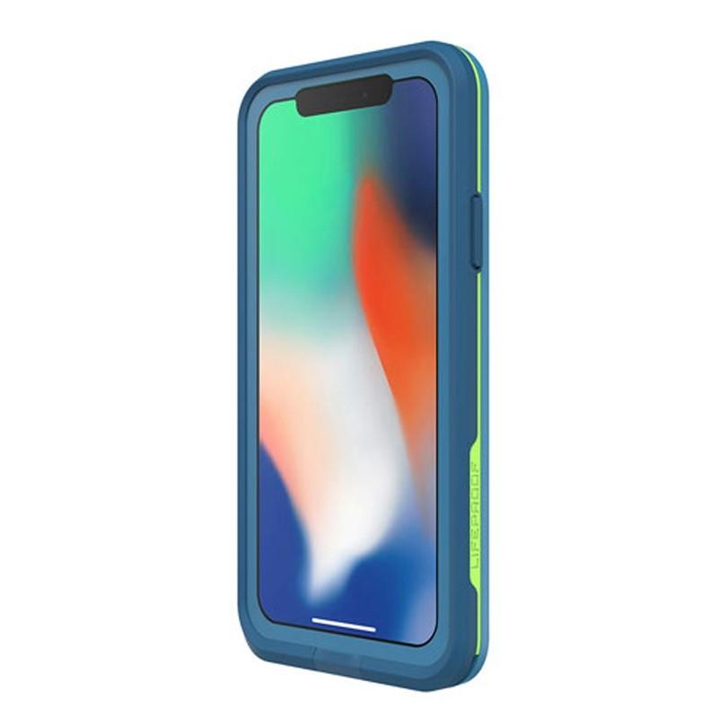 Lifeproof Waterproof Fre Case iPhone X Banzai Blue 03