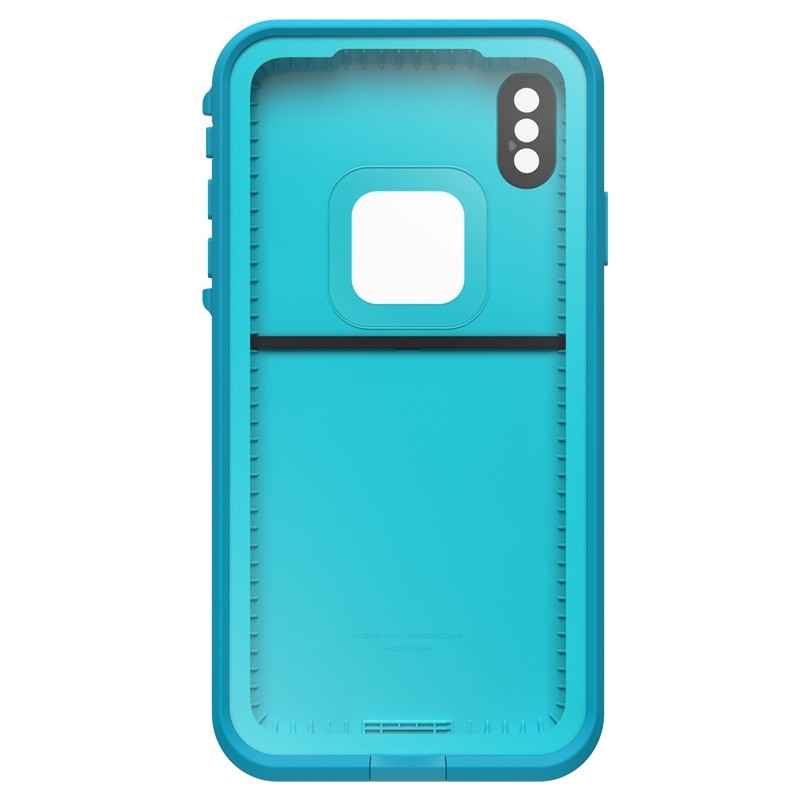 Lifeproof Fre Case iPhone XS Max Lichtblauw (Boosted) 03