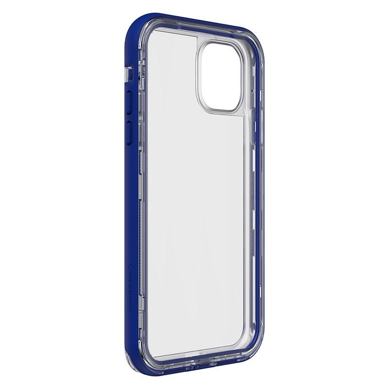 Lifeproof Next iPhone 11 Pro Max Blauw/Transparant - 3