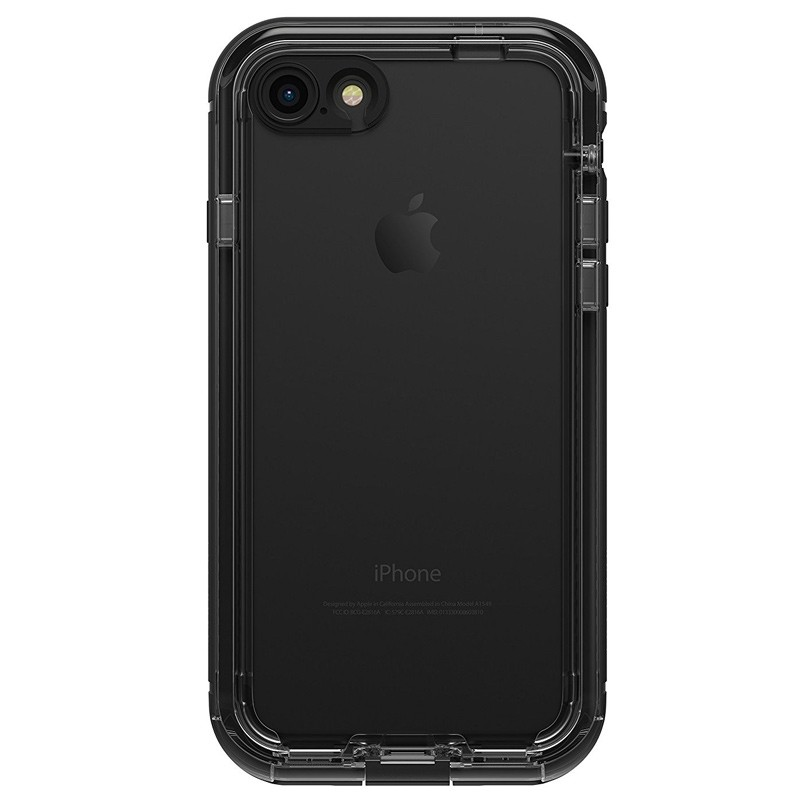 Lifeproof Nuud Case iPhone 7 Black - 03