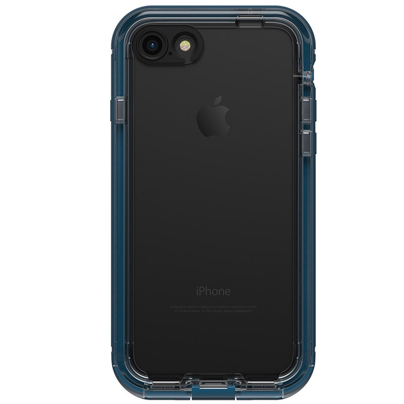 Lifeproof - Nuud Case iPhone 7 midnight indigo 03
