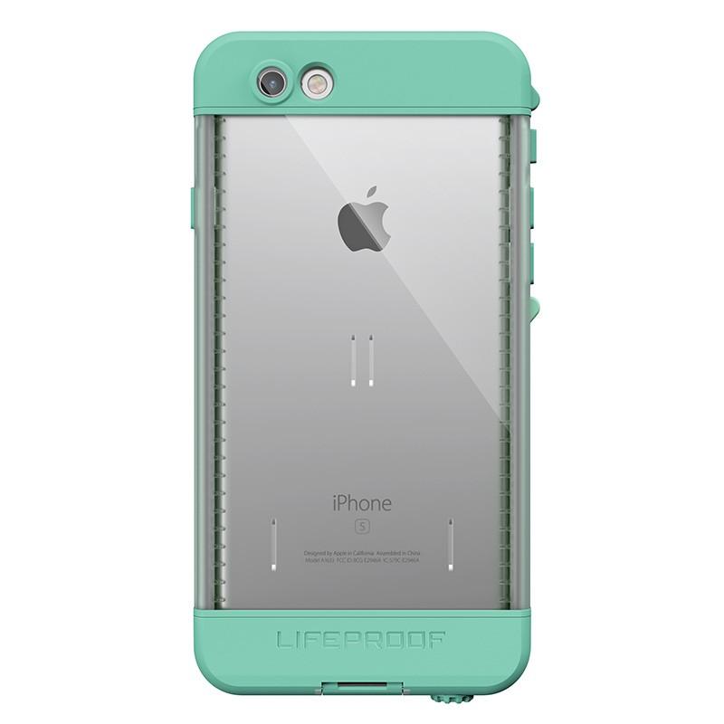 LifeProof Nüüd iPhone 6/6S undertow Green - 3