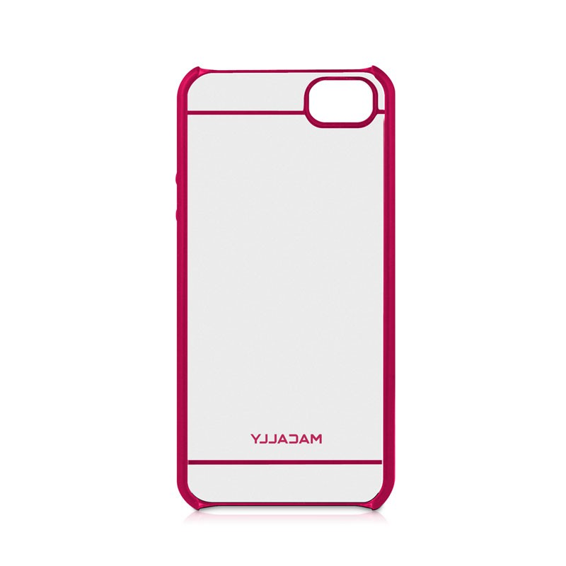 Macally Curve Case iPhone 5 (Pink) 03