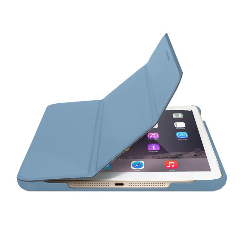 Macally Bookstand iPad mini 4 Blue - 3