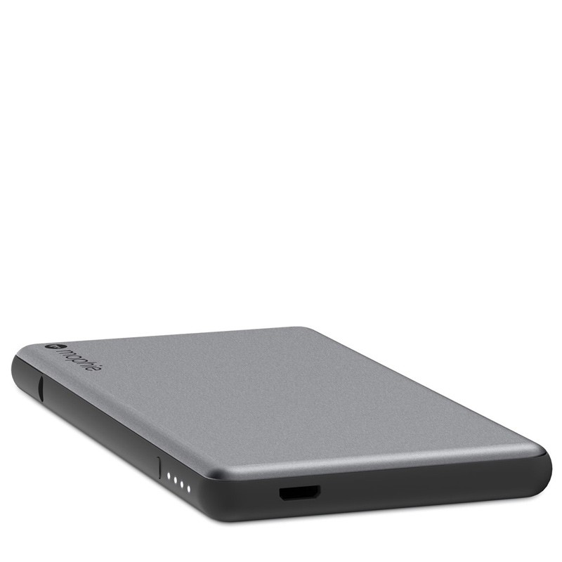 Mophie - Powerstation Plus Mini 4.000mAh Space Grey 03