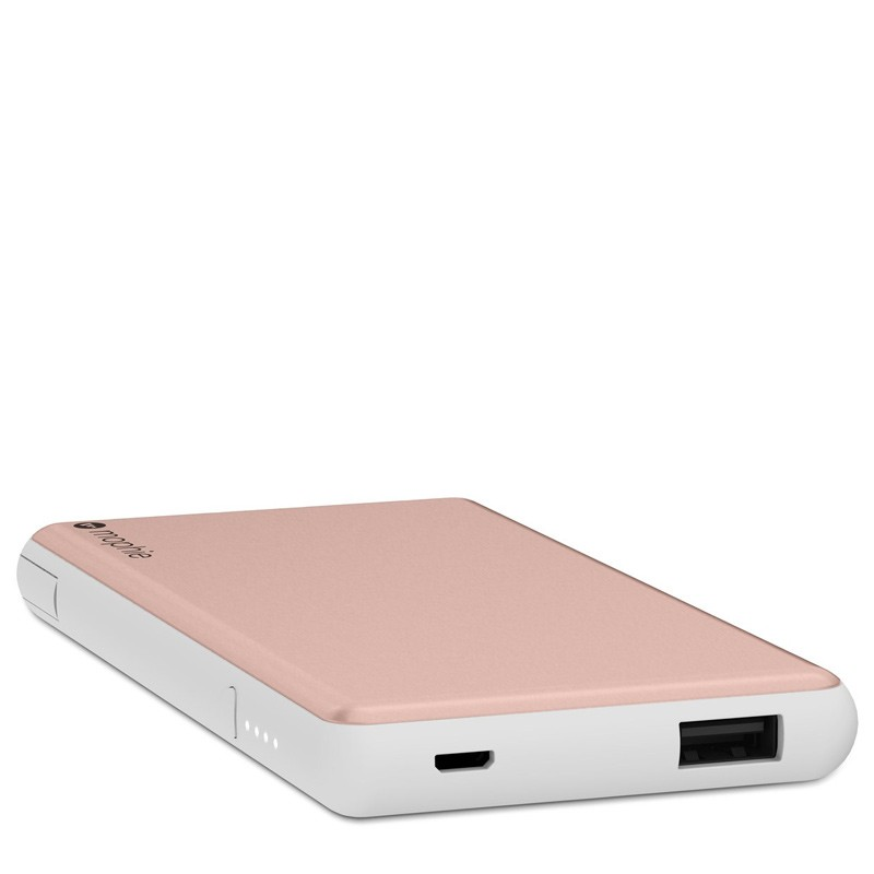 Mophie - Powerstation Plus Mini 4.000mAh Rose Gold 03