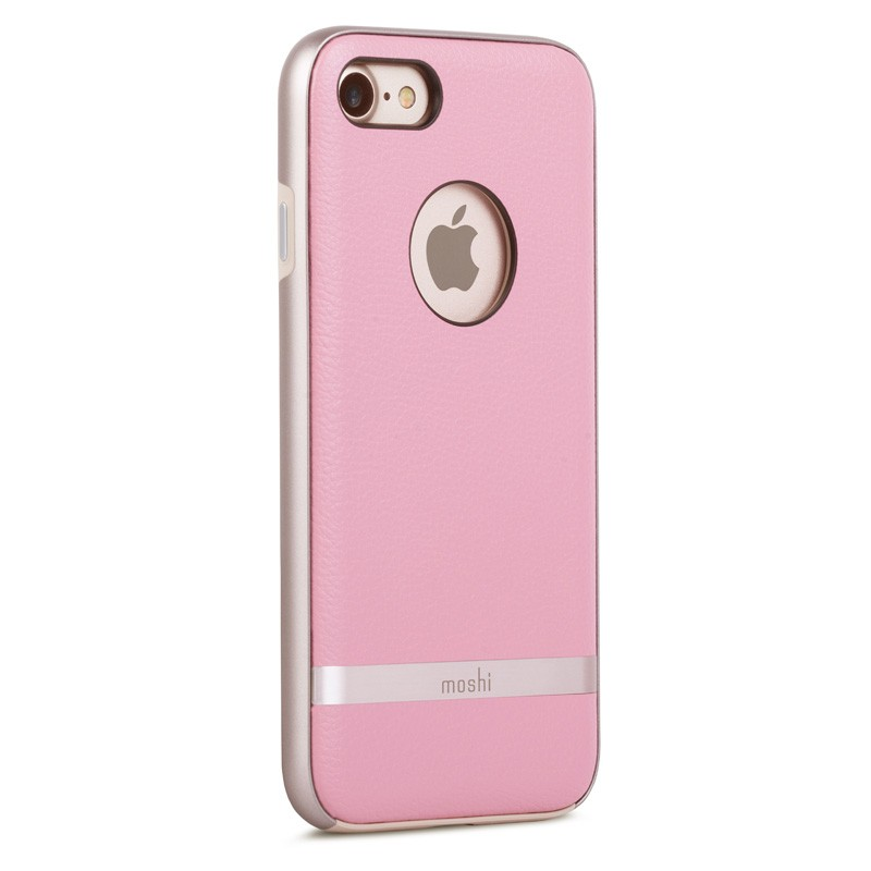 Moshi iGlaze Napa iPhone 7 Melrose Pink - 3