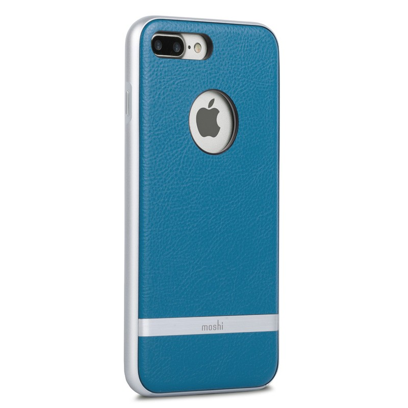 Moshi iGlaze Napa iPhone 7 Plus Marine Blue - 3