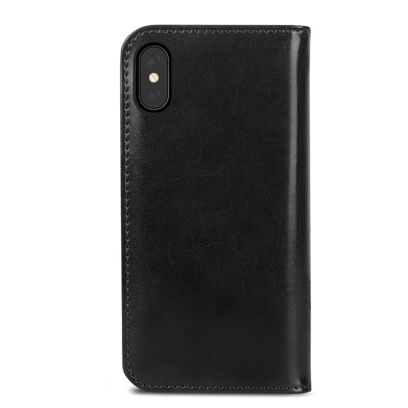 Moshi Overture iPhone X/Xs Wallet Charcoal Black - 3