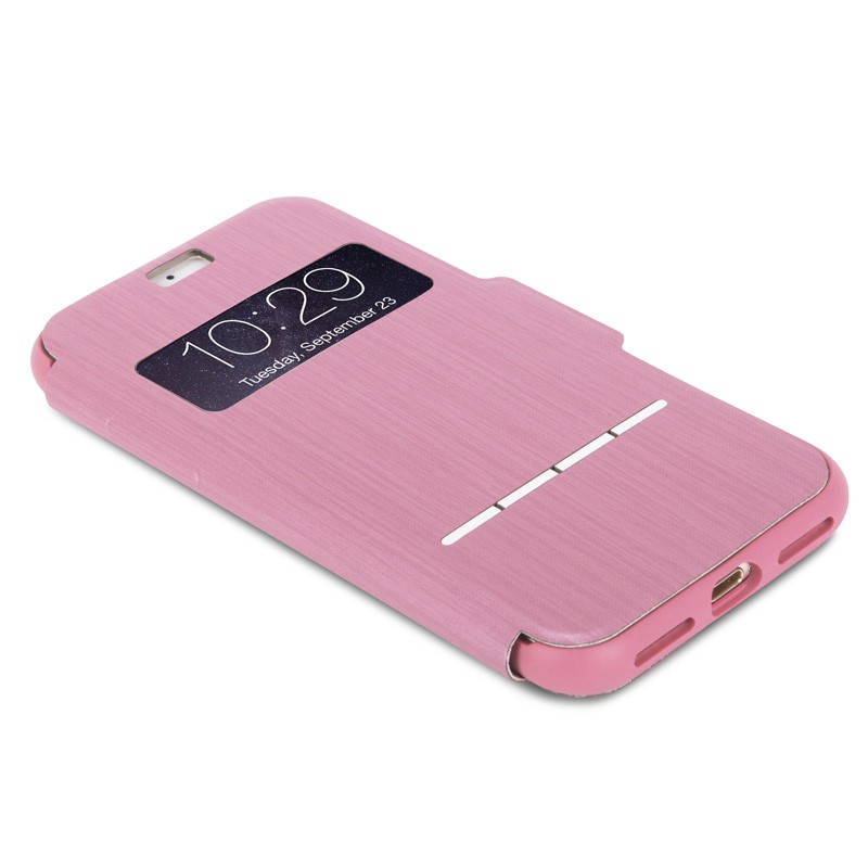 Moshi SenseCover iPhone 7 Rose Pink - 3